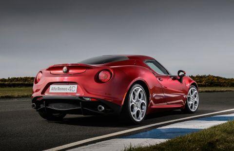 Rent Alfa Romeo 4c In Europe Italy French Riviera Germany