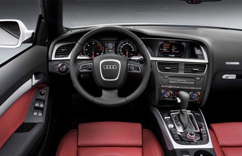 Audi A5 Cabriolet big-4
