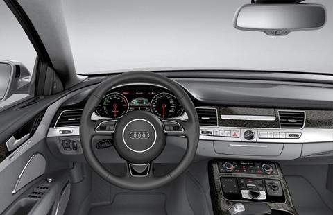 Audi A8 big-4