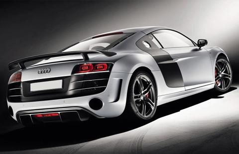 Audi R8 big-3