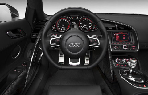 Audi R8 big-4