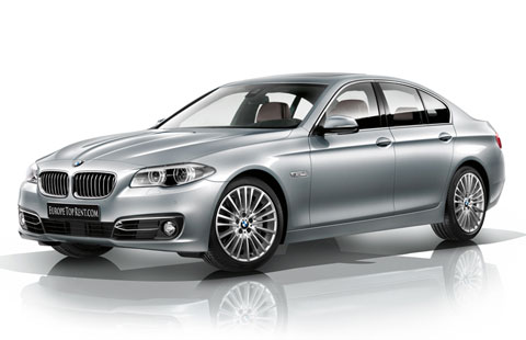 BMW 5-Series big-1