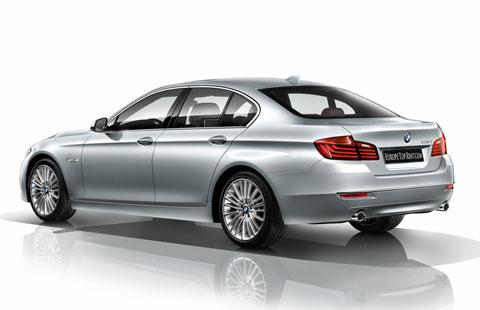 BMW 5-Series big-3