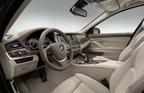 BMW 5-Series big-4