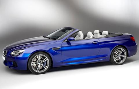BMW M6 Cabrio big-2