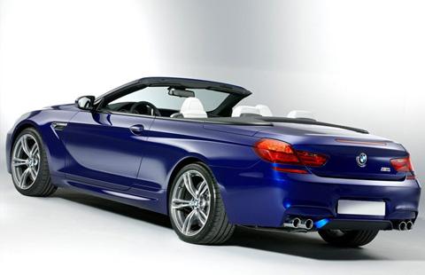 BMW M6 Cabrio big-3