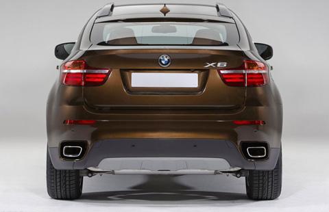 BMW X6 (xDrive 3.0d) big-3