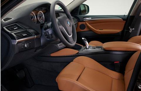 BMW X6 (xDrive 3.0d) big-4