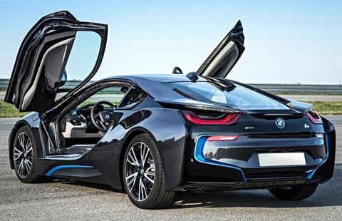 BMW i8 big-3