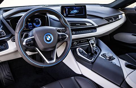 BMW i8 big-4