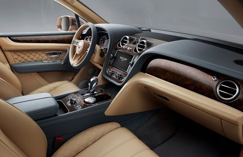 Bentley Bentayga big-4