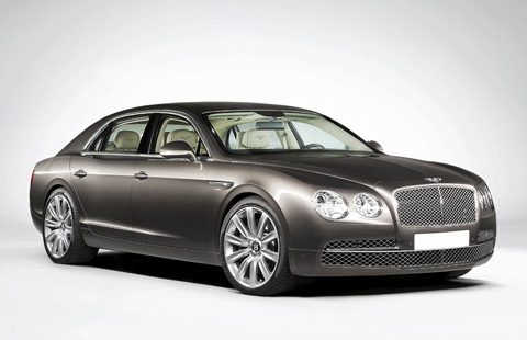 Bentley Continental Flying Spur big-1