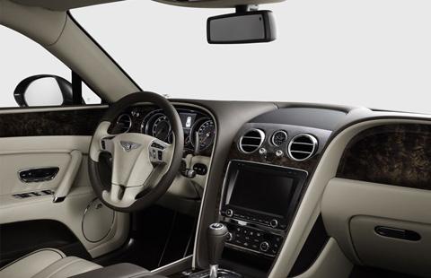 Bentley Continental Flying Spur big-3