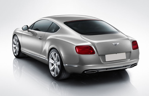 Bentley Continental GT big-2