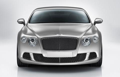 Bentley Continental GT big-3