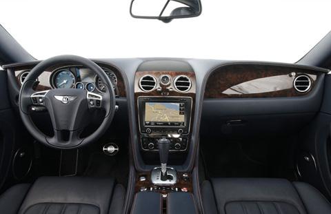 Bentley Continental GT big-4