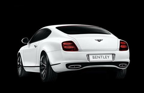 Bentley Continental Supersports big-3