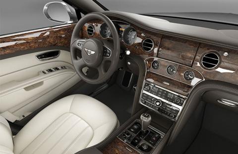 Bentley Mulsanne big-3