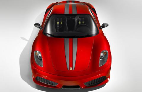 Ferrari 430 Scuderia big-3