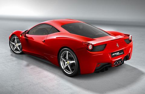 Ferrari 458 Italia big-3