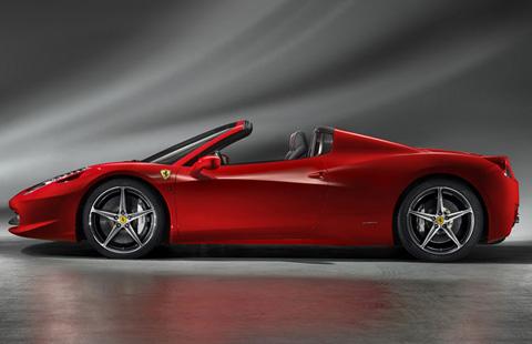 Ferrari 458 Spider big-2