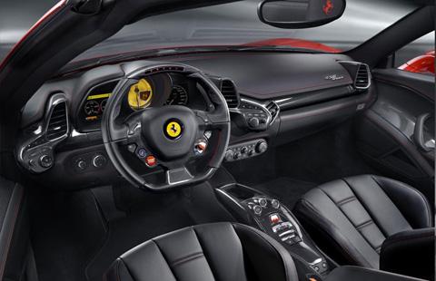Ferrari 458 Spider big-4