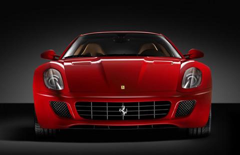 Ferrari 599 GTB Fiorano big-3