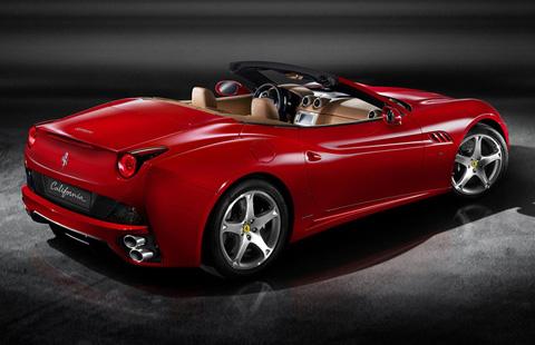 Ferrari California big-3