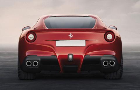 Ferrari F12 Berlinetta big-3
