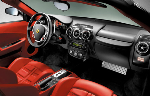 Ferrari F430 Spider big-4
