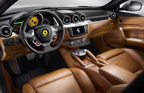 Ferrari FF big-3