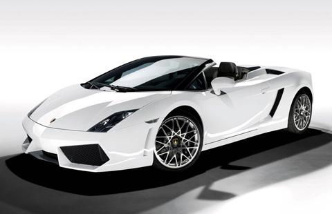 Lamborghini Gallardo LP560-4 Spyder  big-1
