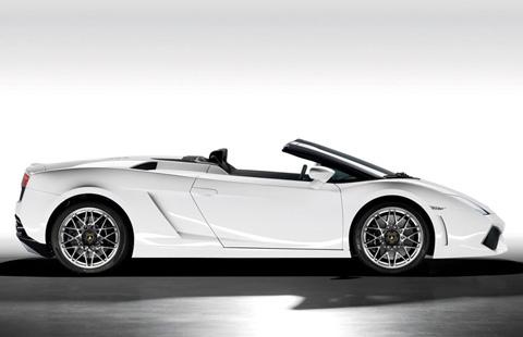 Lamborghini Gallardo LP560-4 Spyder  big-2