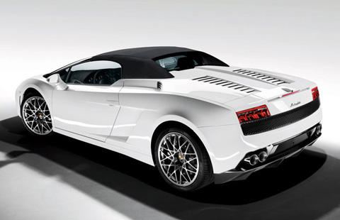 Lamborghini Gallardo LP560-4 Spyder  big-3