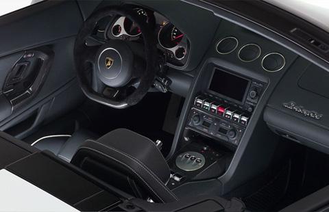 Lamborghini Gallardo LP560-4 Spyder  big-4
