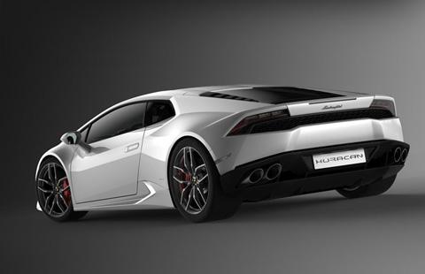 Lamborghini Huracán LP610-4 big-3
