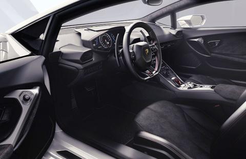 Lamborghini Huracán LP610-4 big-4