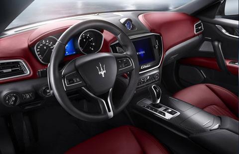 Maserati Ghibli big-4