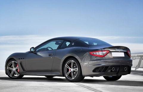 Maserati Granturismo MC Stradale big-3