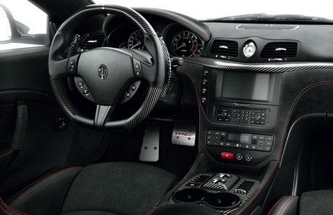 Maserati Granturismo MC Stradale big-4