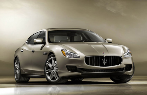 Maserati Quattroporte GTS big-1