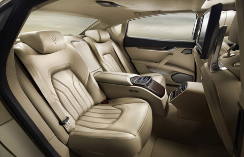 Maserati Quattroporte GTS big-4