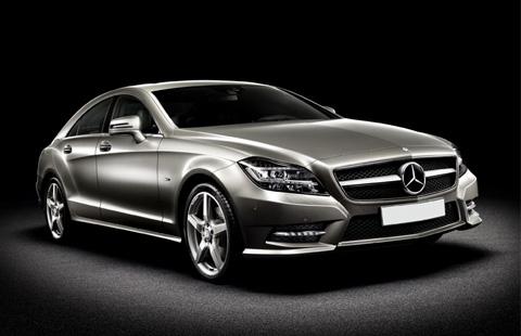 Mercedes-Benz CLS big-1