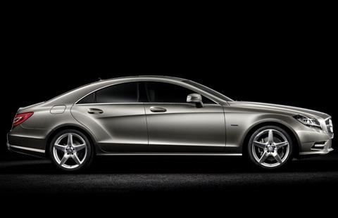 Mercedes-Benz CLS big-2
