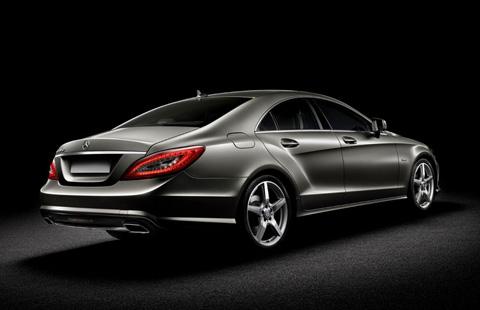 Mercedes-Benz CLS big-3