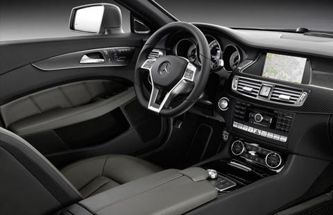 Mercedes-Benz CLS big-4