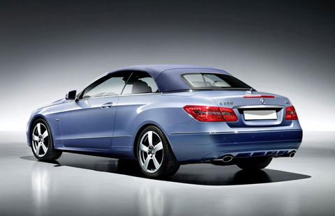 Mercedes-Benz E-Class Cabrio big-3