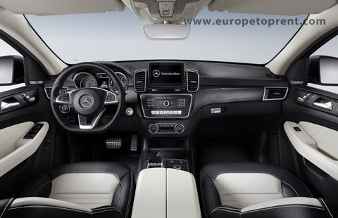 Mercedes-Benz GLE Coupé AMG 450 Sport big-4