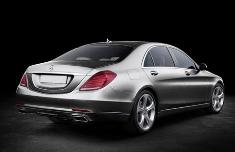 Mercedes-Benz S-Class big-3