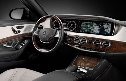 Mercedes-Benz S-Class big-4
